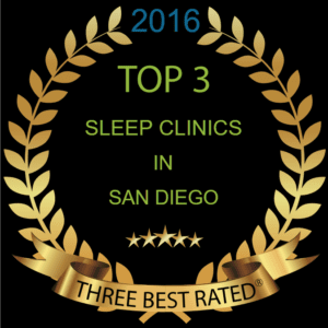 Top 3 Sleep Clinics 2016