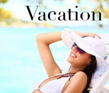 How do you know when you need a vacation?