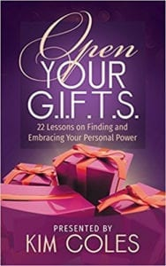 Open Your Gifts Book