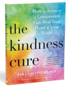 Kindness Cure Book Cover