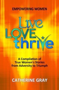 Live Love Thrive Book