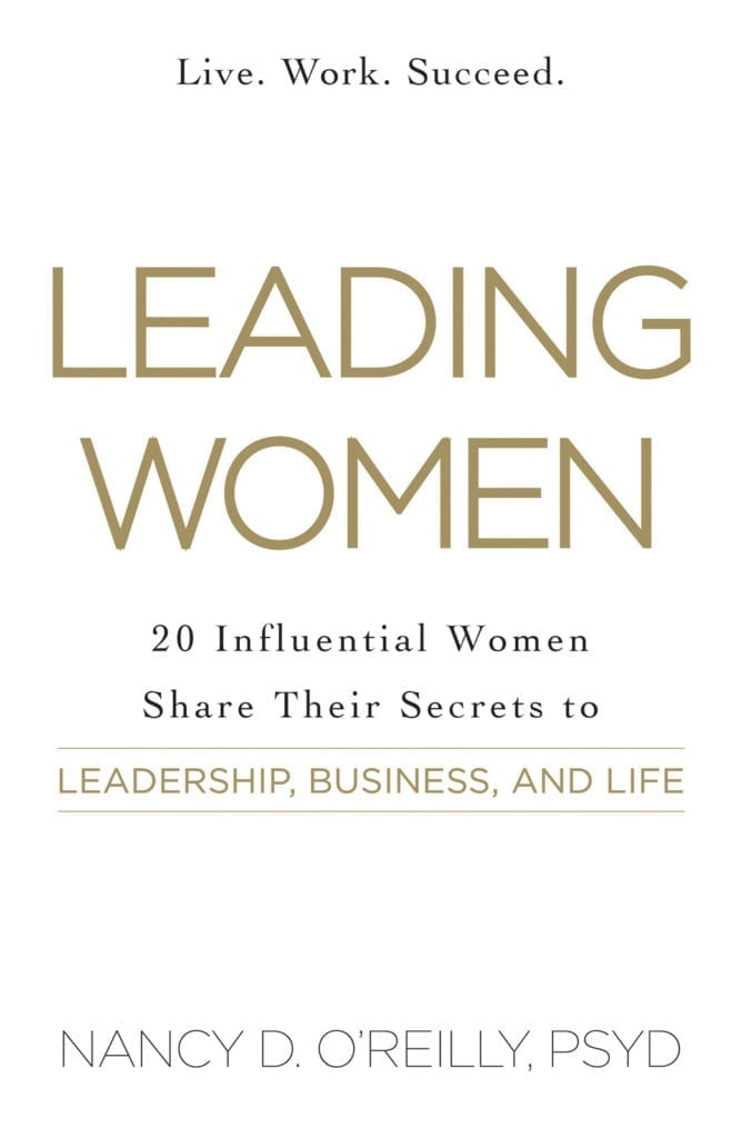 Leading Women Book Page