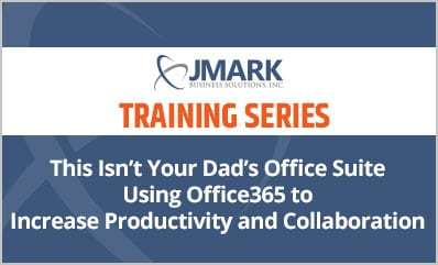 This Isn't Your Dad's Office Suite – Using Office365 to Increase Productivity and Collaboration