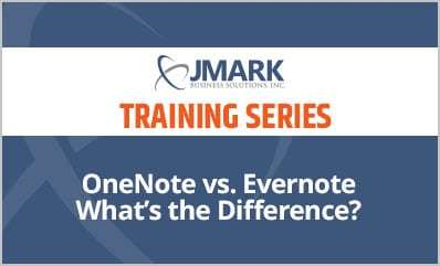 OneNote vs. Evernote – What's the Difference?