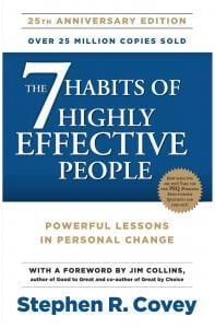 7 Habits of Highly Effective People - Read a Book Day Staff Picks
