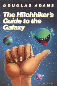 The Hitchhikers Guide to the Galaxy - Read a Book Day Staff Picks