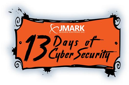 JMARK 13 Days of Cyber Security banner