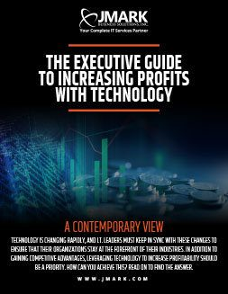 The Executive Guide To Increasing Profits With Technology
