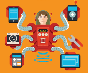 Automate tasks with technology automation using technology