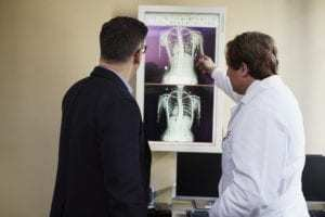 Doctor cybersecurity risks xray