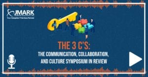 The 3 C's: The Communication, Collaboration, and Culture Symposium in Review