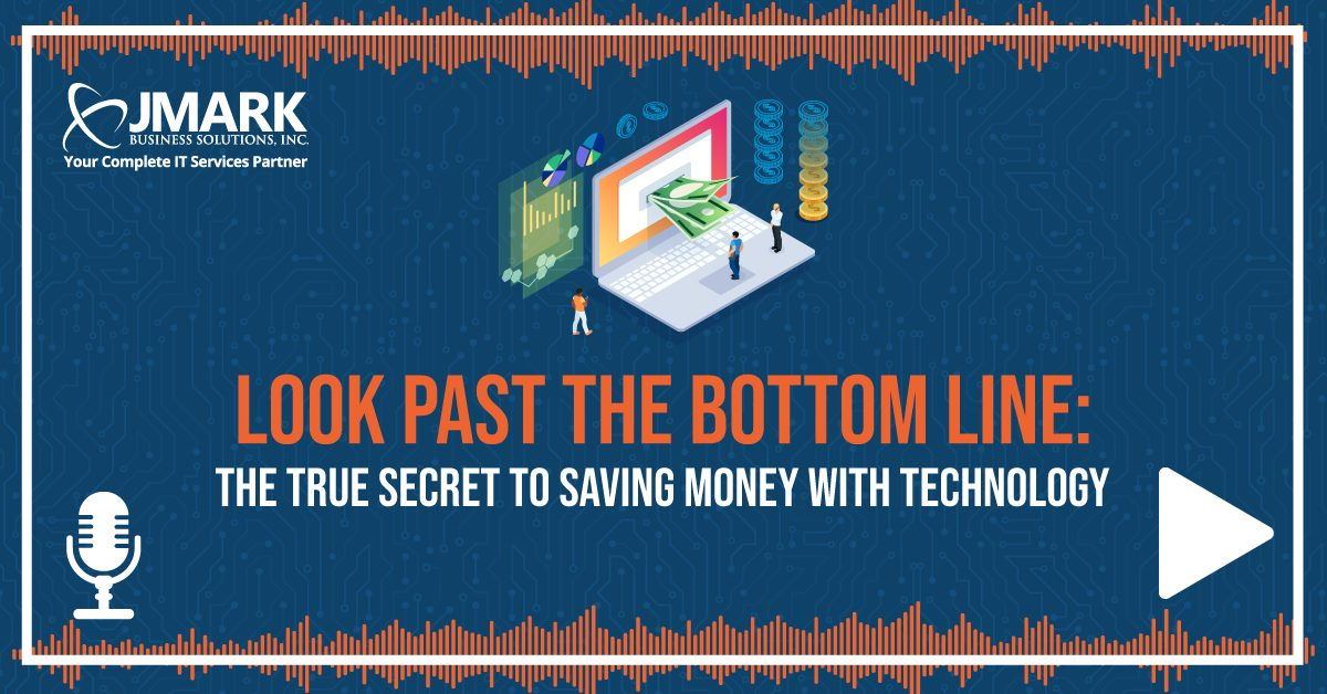 Look Past the Bottom Line - Blog Graphic