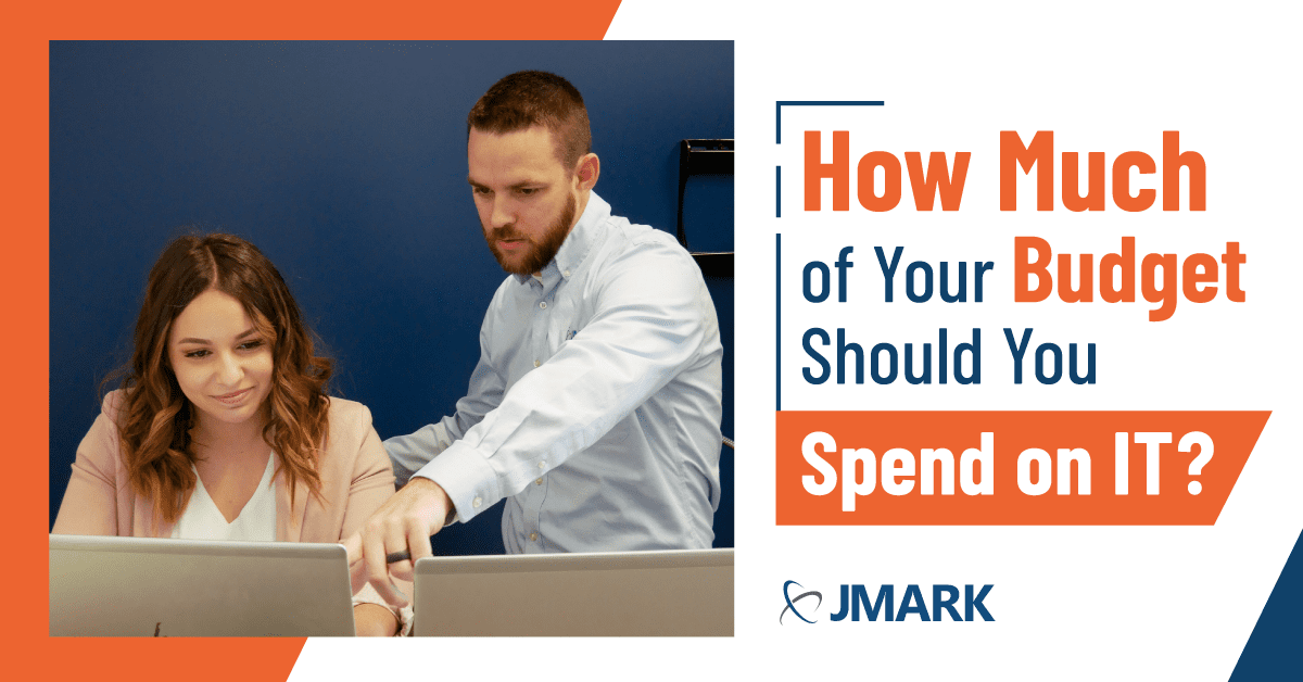 How Much of Your Budget Should You Spend on IT?