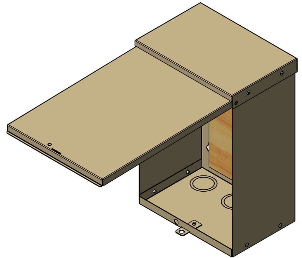 MDU-Top-Hinge-Open