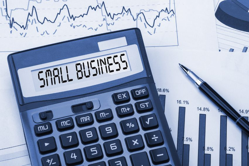 Bankruptcy law firm and small business