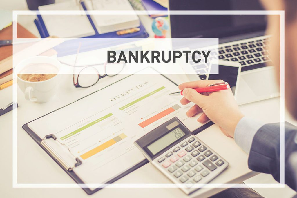 Lawyer calculating chapter 13 bankruptcy