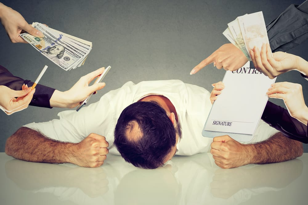 Bankruptcy lawyer on what not to do
