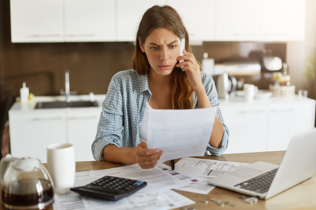 Woman considering Chapter 13 bankruptcy