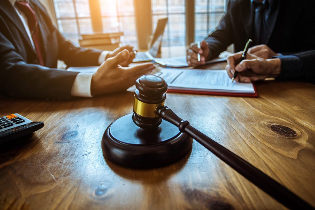 Bankruptcy lawyer consultation